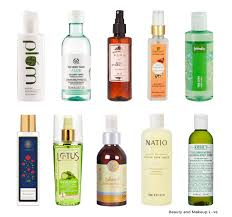 best alcohol free toners in india