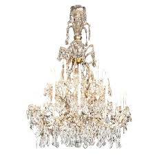 awesome french crystal chandelier monumental french crystal chandelier 2 french empire crystal chandelier lighting h50 x