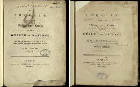 the le page of the first edition of adam smith s wealth of nations that on