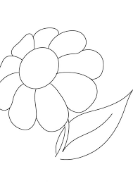 Small Picture Pretty Picture of Daisy Flower Coloring Page Download Print