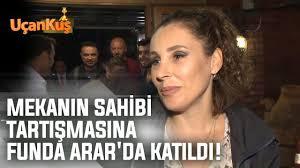 Mekanın Sahibi Tartışmasına Funda Arar'da Katıldı! | Uçankuş TV Magazin -  YouTube
