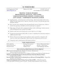 Resume Chip Public Speaking TB 7 1 16. R. TODD BURKS 1722 Tappahannock  Trail Marietta, GA 30062 (678) 907- ...