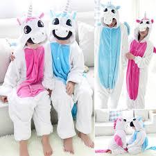 Kigurumi Onesie Size Chart 2019new Unisex Adult Kid Pajamas Kigurumi Cosplay Animal