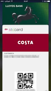 loyalty cards with apple wallet