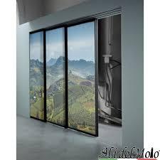 endearing sliding door panels at 4 panel gl track john robinson decor