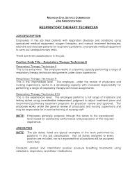 Respiratory Therapist Student Resume Respiratory Care Student Resume Therapist Sample Therapy Examples Sa
