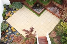 precast concrete pavers make a