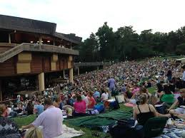 Lawn Seating Picture Of Wolf Trap National Park For The