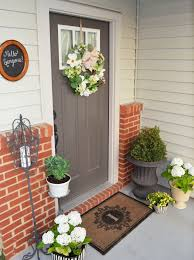 the cheerful home spring front porch decorating dsc you decorate your and summer backyard covered patio