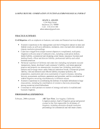 8 Example Of Resume Title Inta Cf