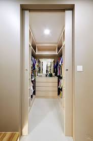 while this walk in closet feels extremely exclusive complete with a chest of drawers for fashion accessories it does take up quite a bit of space in the