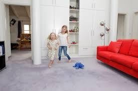 Für Kinderzimmer Sind Geklebte Bodenbeläge Ideal