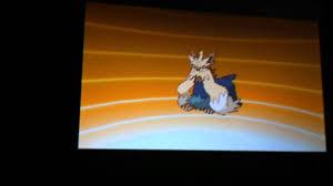 Herdier Evolves Into Stoutland Pokemon Black And White