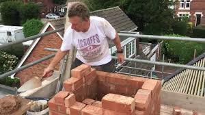 how to re build a chimney part 1