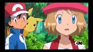 Pokemon XYZ Episode Championing a Research Battle 30 sub