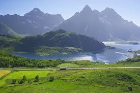 lofoten islands photo baard loeken nordnorsk reiseliv
