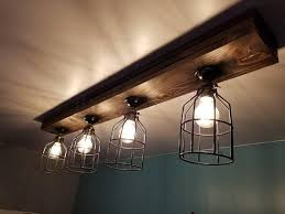 Best 25 rustic track lighting ideas on pinterest Collectiverustic Farmhouse Decor Ceiling Light Cage Light Barn Light Flush Mount Farmhouse Ceiling Light Rustic Track Lighting Farmhouse Track Lighting
