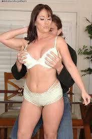 Big tit mature mom