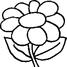 Small Picture Flower Coloring Pages coloringsuitecom
