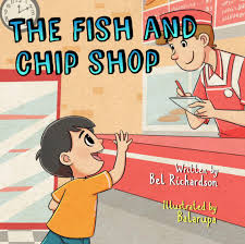 fish and chip early reader cover