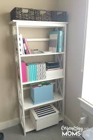 office space organization. organizing your office with stuff you already have space organization