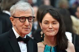 woody allen responds to ronan farrow essay at cannes toronto star director woody allen and his wife soon yi previn arrive on 11 2016