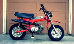 1981 honda ct70 mini trail bike riderz blog
