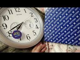 Обзор на <b>Настенные часы RHYTHM 8MGA26WR19</b> с ...