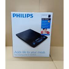 Bảo hành chính hãng - Bếp từ đơn Philips HD4921, Giá tháng 11/2020