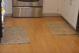 Rug For Kitchen Floor Kitchen Creative Kitchen Decoration With Hard Oak Wood Kitchen