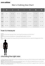 Adidas Men S Size Chart Pants Adidas Mens Size Chart Jpg