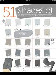 Dark Grey Paint Colors 51 Shades Of Gray Paint We Went With 16 Revere Pewter