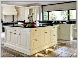 White Kitchen Dark Floors Kitchen Antique White Kitchen Cabinets With Dark Floors Best