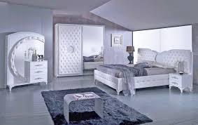 Schlafzimmer Anatalia In Weiss Silber Modern Kaufen Bei Kapa Möbel