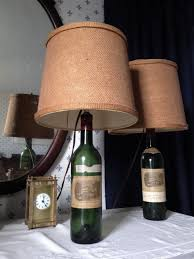 recycled lighting. Upcycling Vintage Wine Bottles As Lamps Recycled Lighting