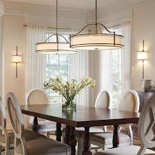 dining room lighting emory light pendant semi table flush clp kichler breakfast fixtures dinner for round
