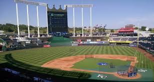Royals Stadium Seating Chart Kansas City Royals Kauffman Stadium Seating Chart