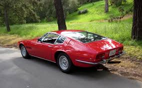 Old and Classic Maserati Car Pictures - Maserati History and Pictures