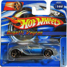 Current price $354.95 $ 354. Amazon Com Hot Wheels 2006 144 Bugatti Veyron On Short Card Faster Than Ever Toys Games