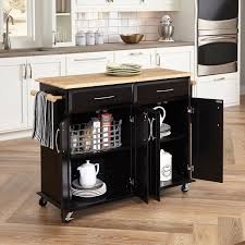 Metal Kitchen Island Tables Kitchen Carts Kitchen Island Plans Diy Metal Cart With Wood Top