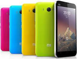 Xiaomi Mi 2S pictures, official photos