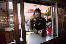 Juggling Three Jobs Wears Down Dunkin Donuts Worker The Boston Globe