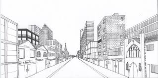 perspective drawings of buildings. Pin By Theodora West On Perspective Drawings Of Buildings X