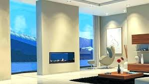 double sided gas fireplace double sided gas fireplace indoor outdoor astounding 2 inserts ideas home interior