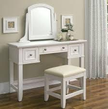 Makeup Vanity For Bedroom Bedroom Makeup Vanities Naples Vanity Mirror Stool Drawer