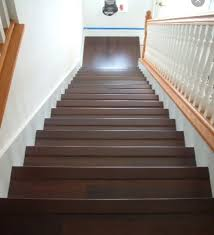 yes you can put laminate on a staircase