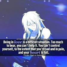 Anime Love Quotes Best Top 48 Anime Love Quotes Plus For Prepare Astonishing Best Quotes