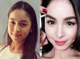11 adobonetwork cosmo celebri gram pinay celebrities without makeup philippines 39 most beautiful
