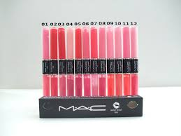 cosmetics mac waterproof lips