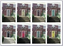 garage door paint color ideas garage door color ideas front for red brick house page garage door paint color ideas